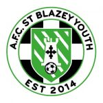 AFC St Blazey Junior club badge
