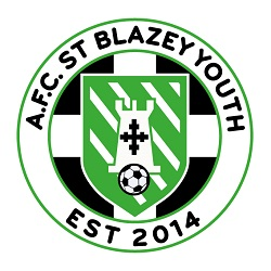 A.F.C St Blazey Youth club badge