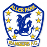Aller Park club badge