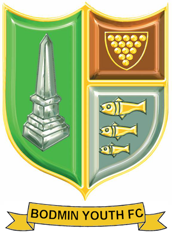 Bodmin Youth club badge