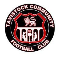 Tavistock Community F.C. club badge