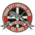 Truro City club badge