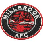 Millbrook AFC Junior club badge