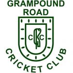 Grampound Road Cricket Club Junior club badge