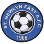 St Newlyn East AFC club badge