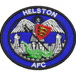 Helston AFC club badge