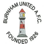Burnham United AFC club badge