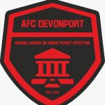 AFC Devonport Junior club badge