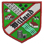 Willand Rovers FC club badge