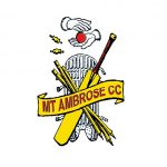 Mount Ambrose Cricket Club club badge