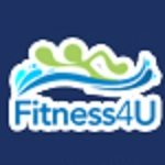 Fitness4U Senior club badge