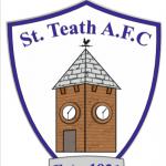St Teath AFC club badge